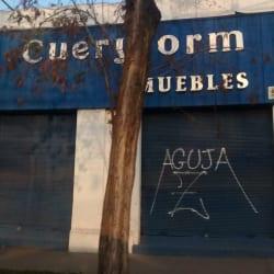 Muebles Cueryform en Santiago