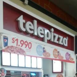 Telepizza Paseo Estacion - Patio de Comida en Santiago