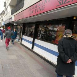 Restaurant Jin Ying en Santiago