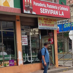 Panadería Servipan en Bogotá