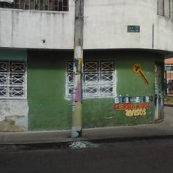 Bicicleteria, Cerrajeria, Avisos en Bogotá