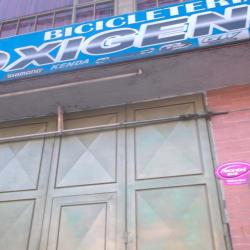 Bicicleteria Oxigeno en Bogotá