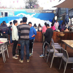 Ola - Mall Sport en Santiago