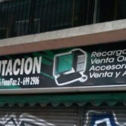 Computacion Lord Cochrane en Santiago