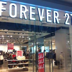 Forever 21 - Mall Plaza Egaña en Santiago