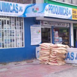 Proquímicas JG en Bogotá