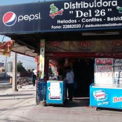 Distribuidora del 26 en Santiago