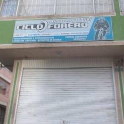 Almacen y Taller Ciclo Forero en Bogotá