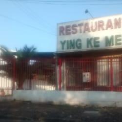 Restaurant Ying Ke Men en Santiago
