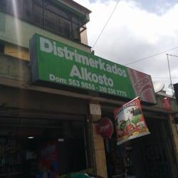 Distrimerkados Alkosto en Bogotá