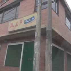 A.J.P  en Bogotá