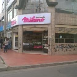 Milano Pastelería en Bogotá