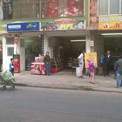 Panadería Pipe en Bogotá
