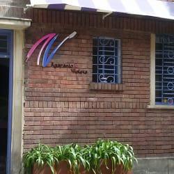 Agapant p & Violeta Restaurante en Bogotá