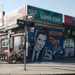 Botillería Super Elvis en Santiago