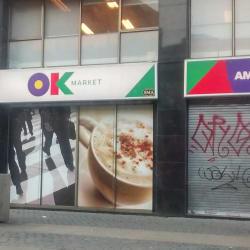 OK Market - Av. Vicuña Mackenna en Santiago