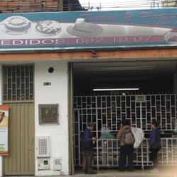 Tortas y Ponqués Carolina en Bogotá