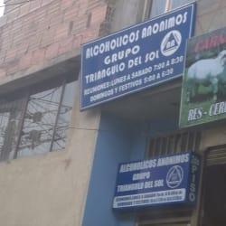 Alcohólicos Anónimos Grupo Triangulo Del Sol en Bogotá