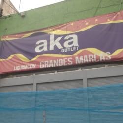 Aka Outlet en Bogotá