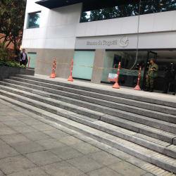 Cajero Banco de Bogotá OficinaCalle100 en Bogotá