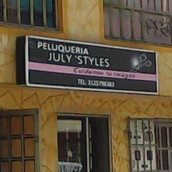 Peluqueria July Styles en Bogotá