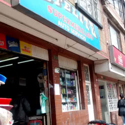 Satelite Supermercado en Bogotá