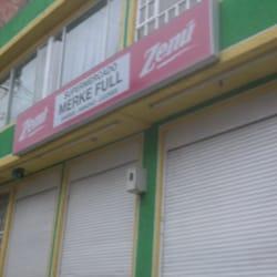 Supermercado Merke full en Bogotá