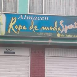 Almacen Ropa De Moda Sport en Bogotá