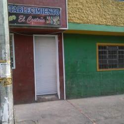 Establecimiento Bar El Costeño en Bogotá