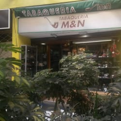 Tabaqueria M & N en Santiago