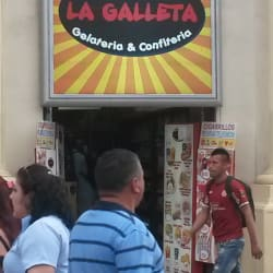 La Galleta Sandwicheria  en Santiago