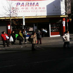 Parma Plaza China en Santiago