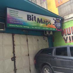 Bitmaps en Santiago