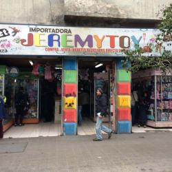 Jeremy Toys en Santiago