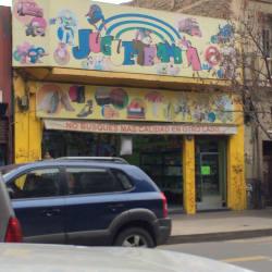 Juguetelandia Ltda. en Santiago
