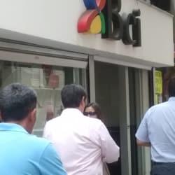 Banco Bci - Estado en Santiago