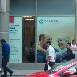 Caja de Compensación Los Héroes - San Joaquín en Santiago