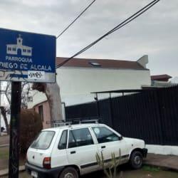 Parroquia San Diego de Alcalá en Santiago