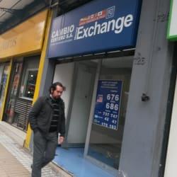 Cambio Costero en Santiago