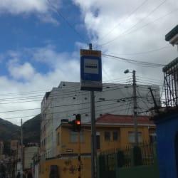 Paradero SITP Avenida Carrera 17 - 533A00 en Bogotá