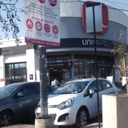 Supermercado Unimarc - Av. Vicuña Mackenna / Sótero del Río en Santiago