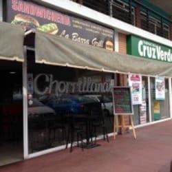 La Barra Grill en Santiago