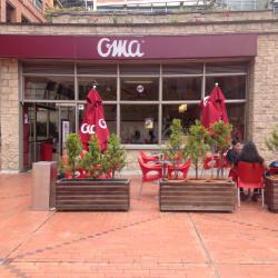OMA Café Universidad de la Salle en Bogotá
