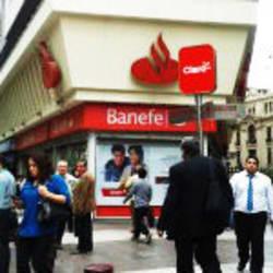 Banco Banefe Santiago en Santiago