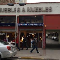 Muebles & Muebles en Santiago