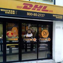 DHL - Nueva Providencia en Santiago