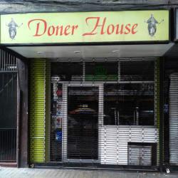 Restaurante de comida turca Doner House en Santiago