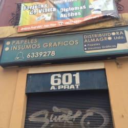 Distribuidora Almagro Ltda en Santiago
