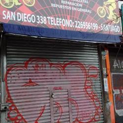 Distribuidora Giant en Santiago