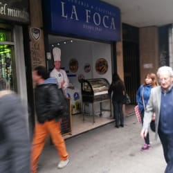 Heladeria La Foca en Santiago
